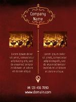 Flyer 10x14 - Restaurant - 01