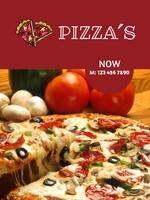 Flyer 10x14 - Pizza - 02
