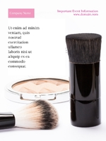 Flyer 10x14 - Fashion - 01