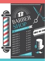 Flyer 10x14 - Barber Shop - 01