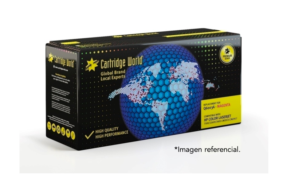 TONER AMARILLO HP
