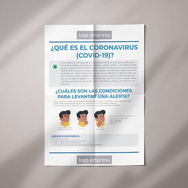 Afiches - COVID 19 - 1