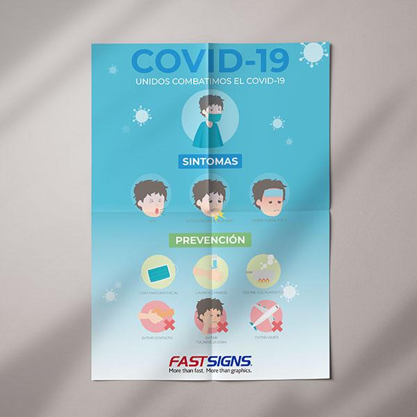 Afiches - COVID 19 - 4