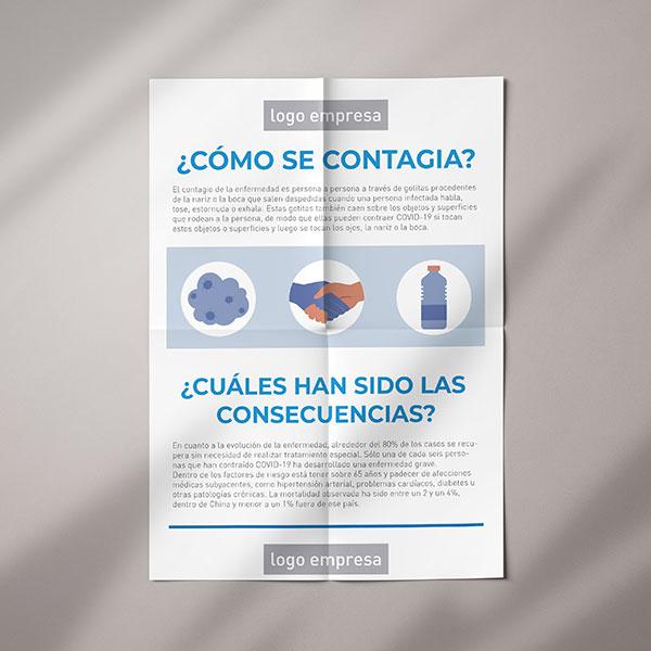 Afiches - COVID 19 - 5