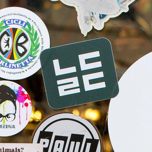Sticker Cuadrado - Puntas redondeadas
