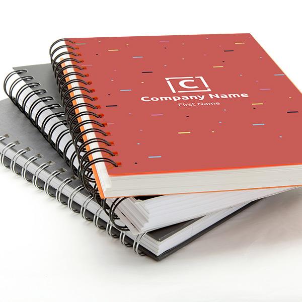 Cuadernos Corporativos Tapa Dura